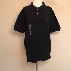 Polo XL shirt - Black